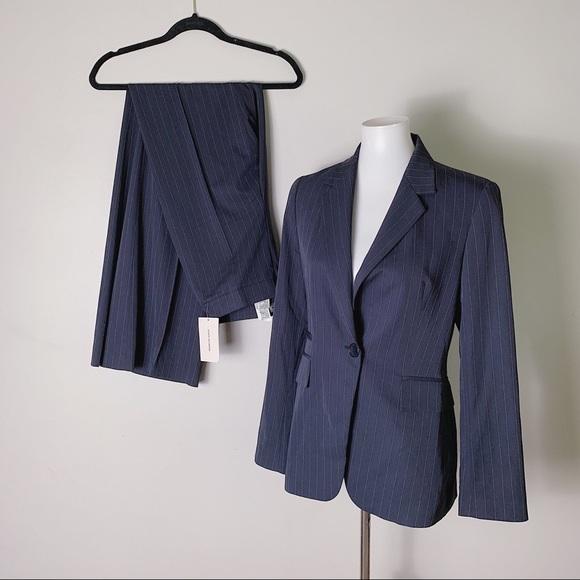 a425d26e NWT ZARA 2-Piece Pin Striped Suit NWT